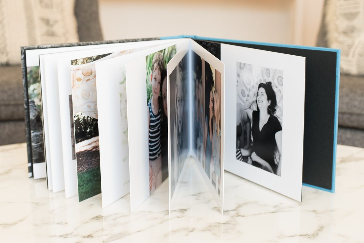 How a photo album can change the way you see your family