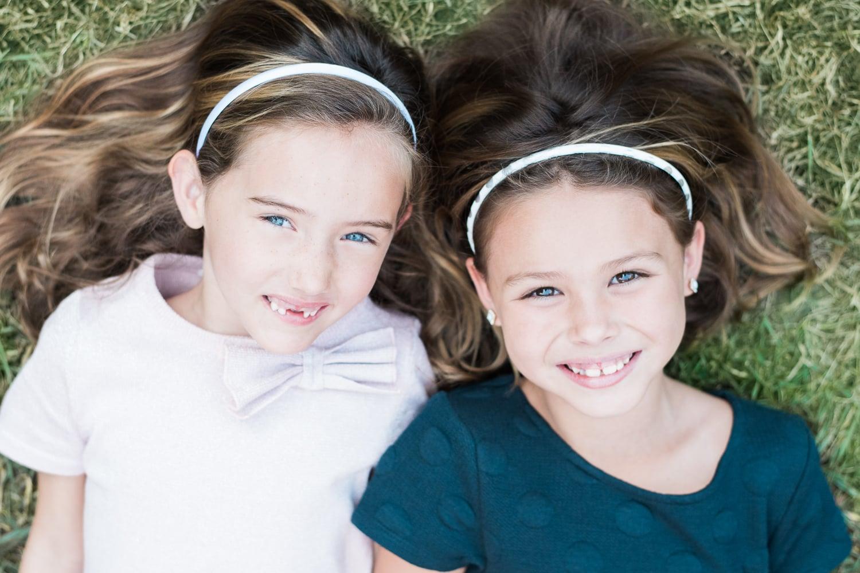 Sisters Portrait